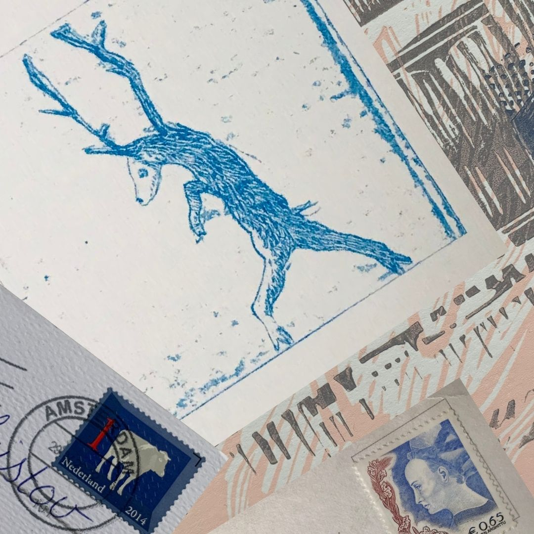Open Call:  International Print Mail Art Project 2021See things in perspective